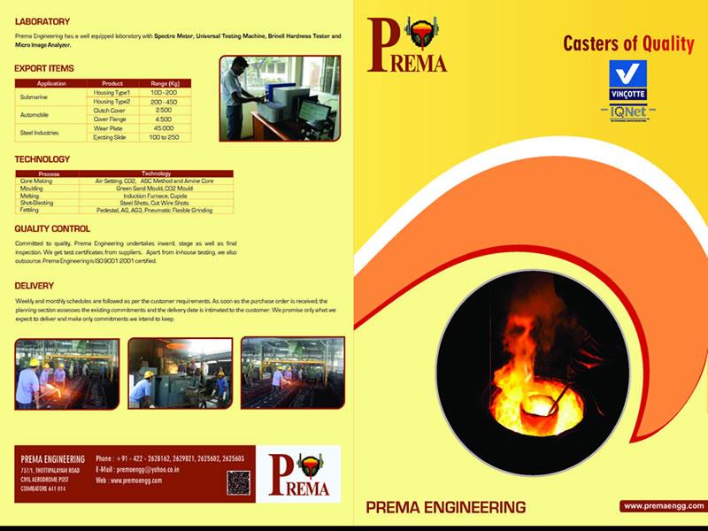 prema-Brochure