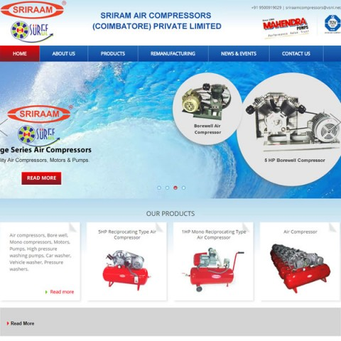 Sriram Compressors