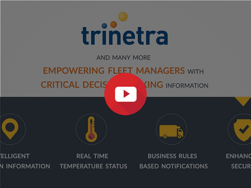 Trinetra – Cold Storage Monitoring | Fleet Management Solutions