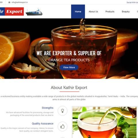 Kathir Export