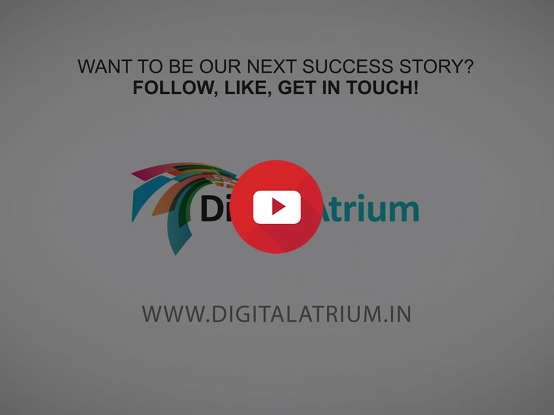Digital Atrium Infographics