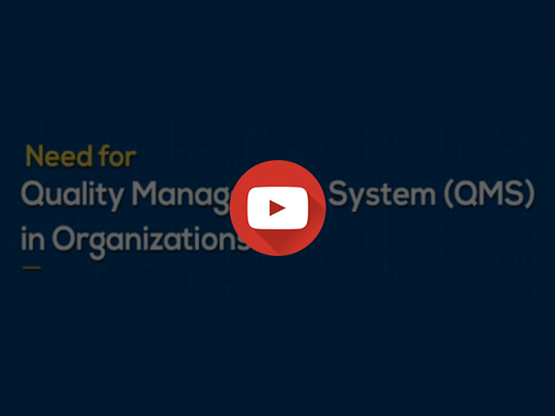 Aura QMS in Organizations