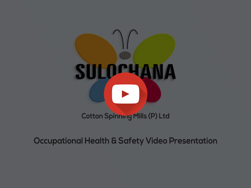 Sulochana Health & Safety